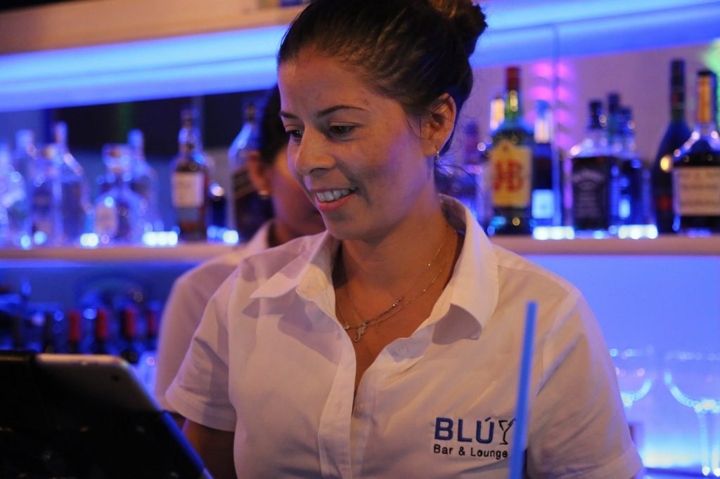 Blu Bar and Lounge at The Regent village