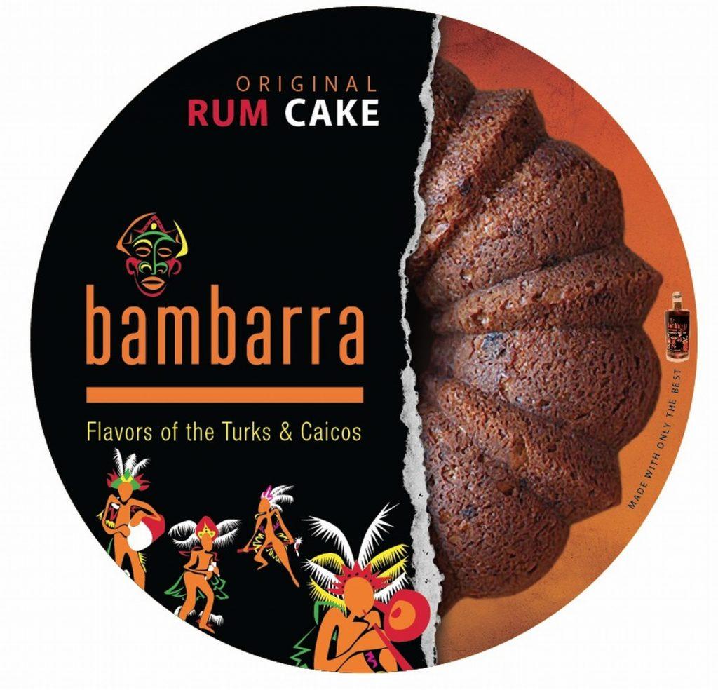 Bambarra Cake Box