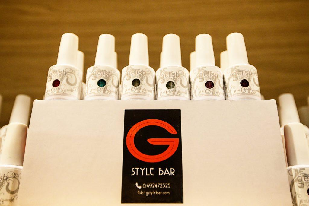 G Style Bar at The Regent Village gel polish